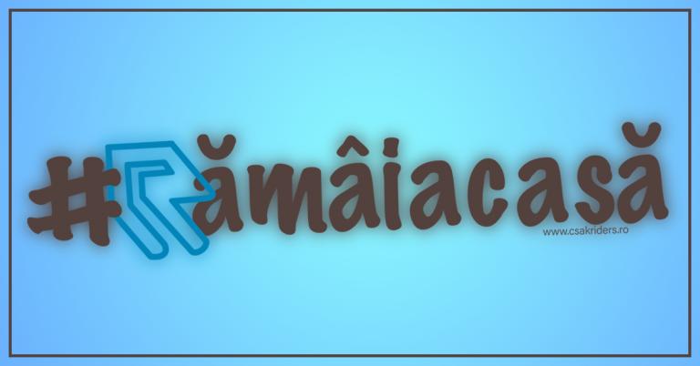#ramaiacasa – COVID19